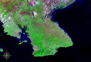 Azuero_Peninsula_NASA