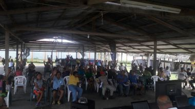 Asamblea Congreso Local de Arimae